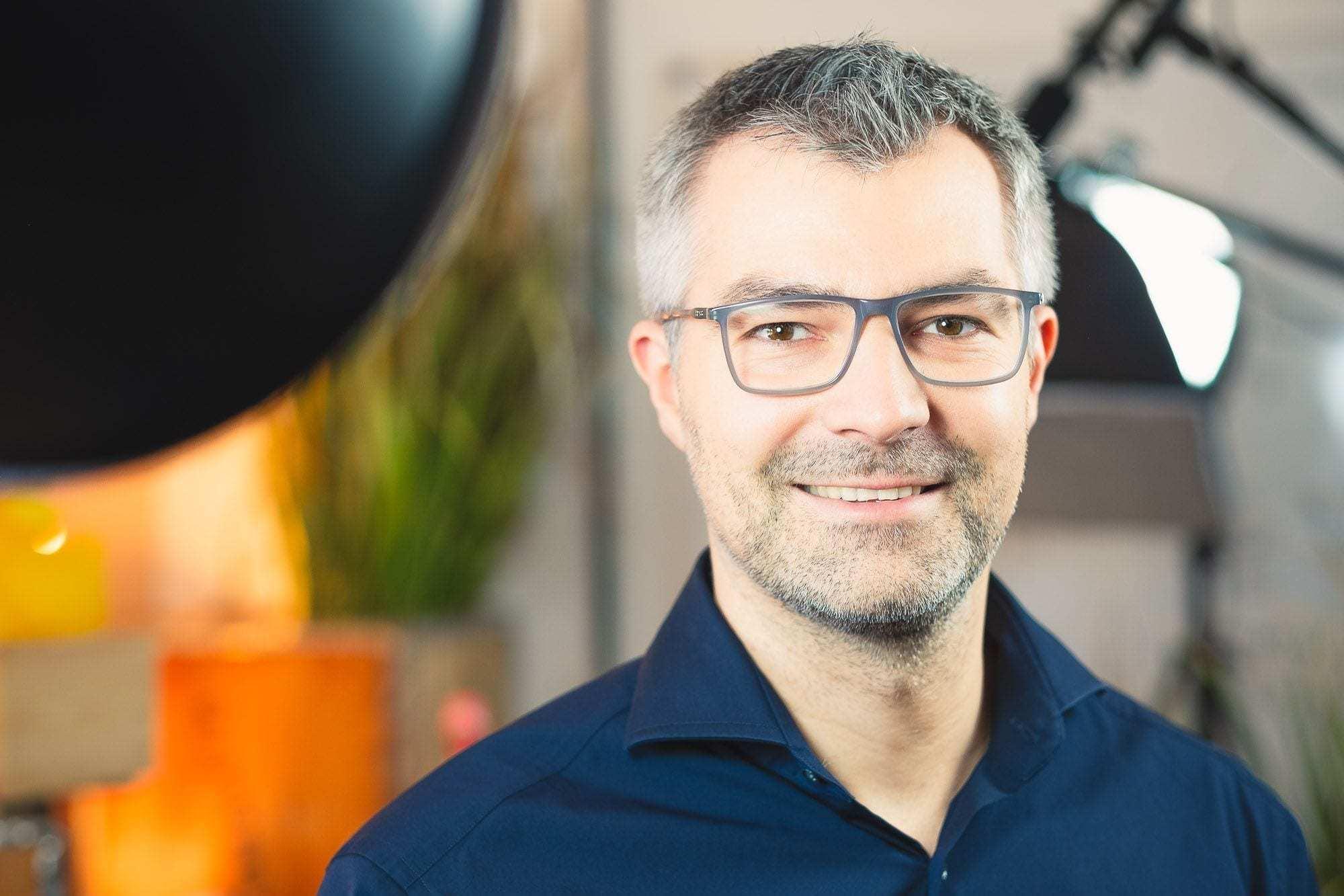 Tobias Theel - Direktor der Innoversität