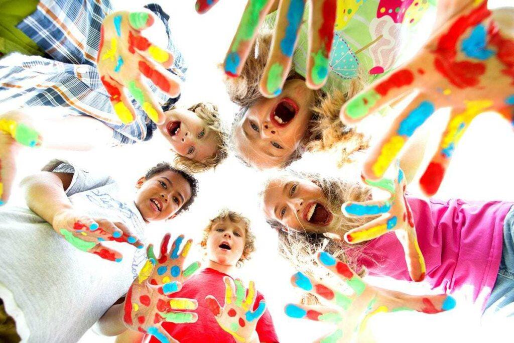 Kinder sind von Natur aus kreativ und innovativ